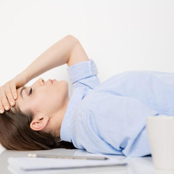 Dlaczego jesteśmy ciągle zmęczeni?
