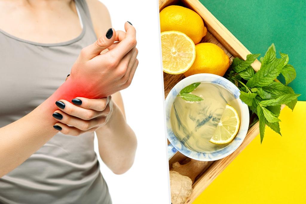 Stan zapalny - zdrowa dieta i naturalne suplementy